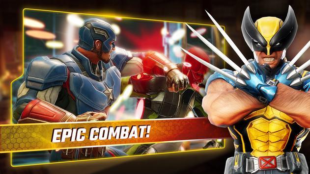 MARVEL Strike Force screenshot 3