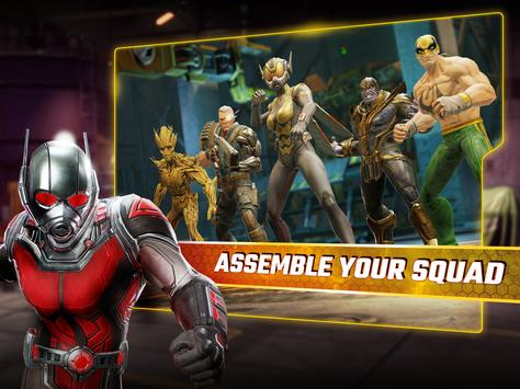 MARVEL Strike Force screenshot 12