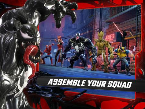 MARVEL Strike Force screenshot 12