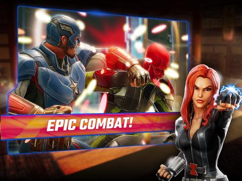 MARVEL Strike Force скриншот 15