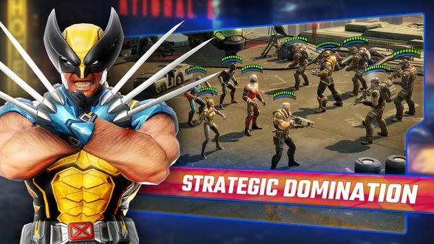MARVEL Strike Force скриншот 2