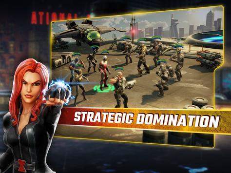 MARVEL Strike Force screenshot 8