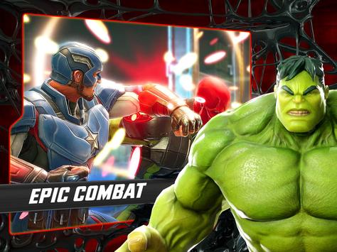 MARVEL Strike Force screenshot 9