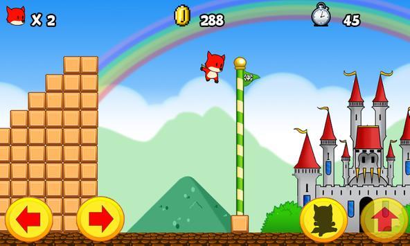 Fox Adventure Game apk screenshot