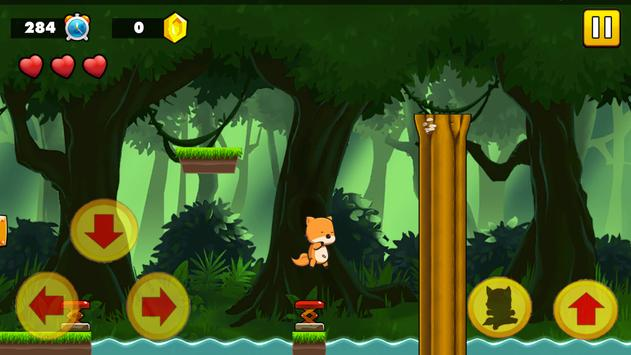 Fox Adventure Game screenshot 6