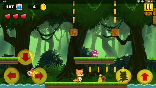 Fox Adventure Game screenshot 7