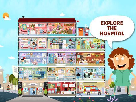 Маленькие врачи скриншот 10