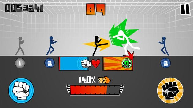 Stickman Epic Fighter poster