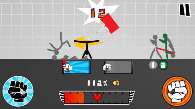 Stickman Epic Fighter screenshot 2