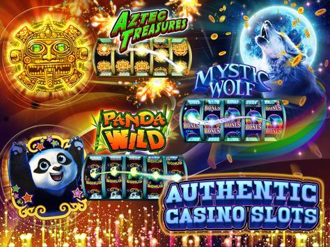 Buffalo 5-Reel Deluxe Slots screenshot 10