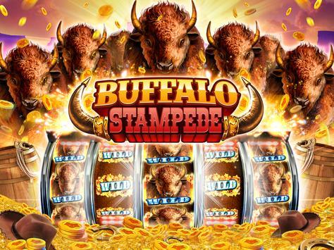 Buffalo 5-Reel Deluxe Slots screenshot 14