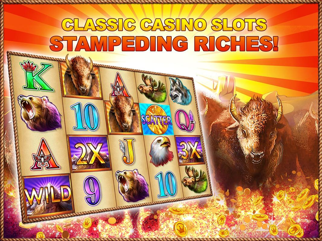 Free Download Buffalo Slots