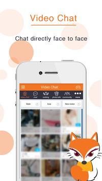 Fox Club – Chat, Video Call, Random Chatting poster