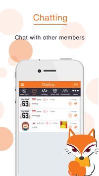 Fox Club – Chat, Video Call, Random Chatting screenshot 1