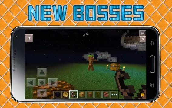 Dimensions Mod for Minecraft apk screenshot