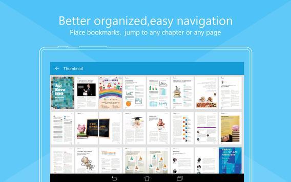 Foxit MobilePDF  - PDF Reader Editor apk screenshot