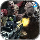 Zombie Hunter: End of World 3D icon