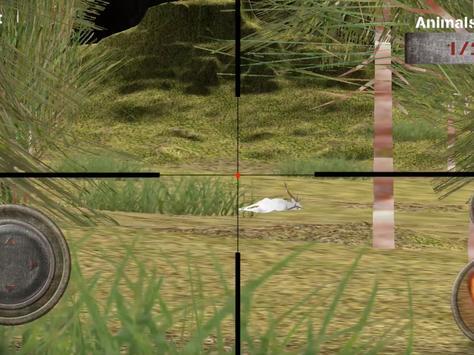 Deer Hunting 2017 : Sniper hunt game screenshot 21