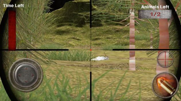 Deer Hunting 2017 : Sniper hunt game screenshot 2