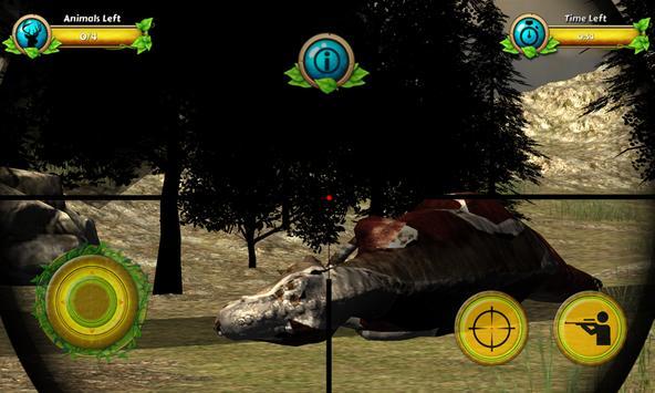 Dino Hunter - T-Rex Hunter apk screenshot