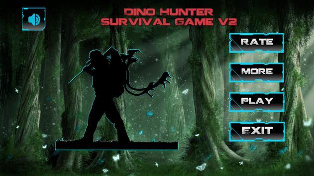 T-Rex Dino Hunting Simulator poster