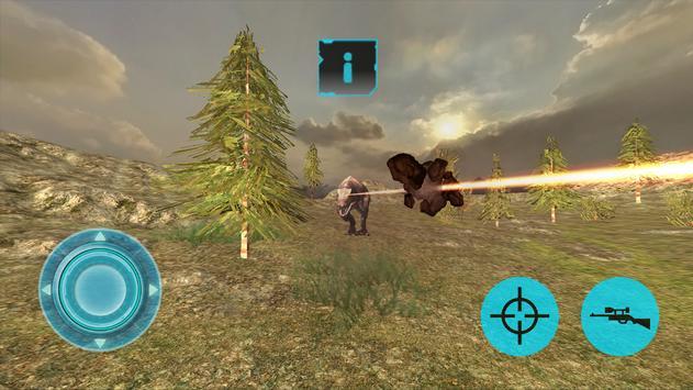 T-Rex Dino Hunting Simulator screenshot 15