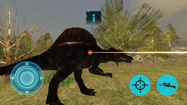 T-Rex Dino Hunting Simulator screenshot 1