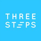 ThreeSteps Travel Cashback icon