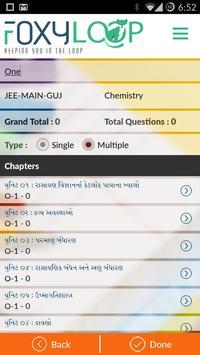JEE-GUJ-THE EXAMINER DEMO apk screenshot