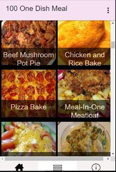 100 One Dish Meal screenshot 3