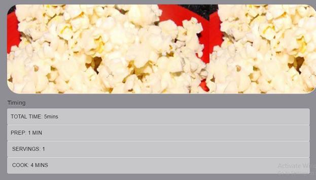 100 Creative Popcorn Recipes screenshot 5