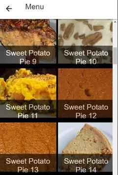 Recipes Sweet Potato Pie screenshot 3