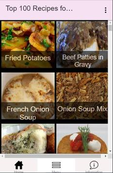 Top 100 Recipes for Onion screenshot 3