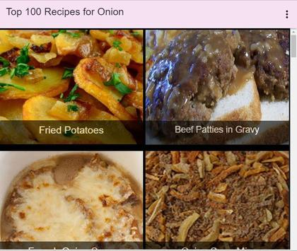 Top 100 Recipes for Onion screenshot 8