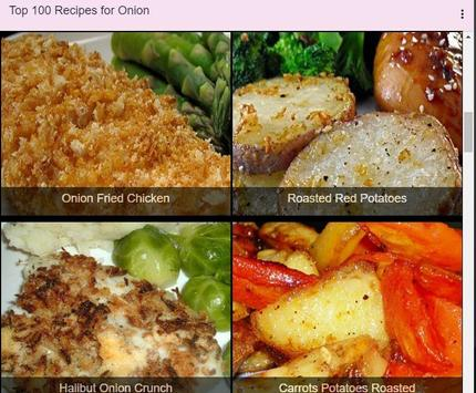 Top 100 Recipes for Onion screenshot 9