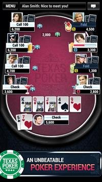 Texas Poker Unlimited Hold'em poster