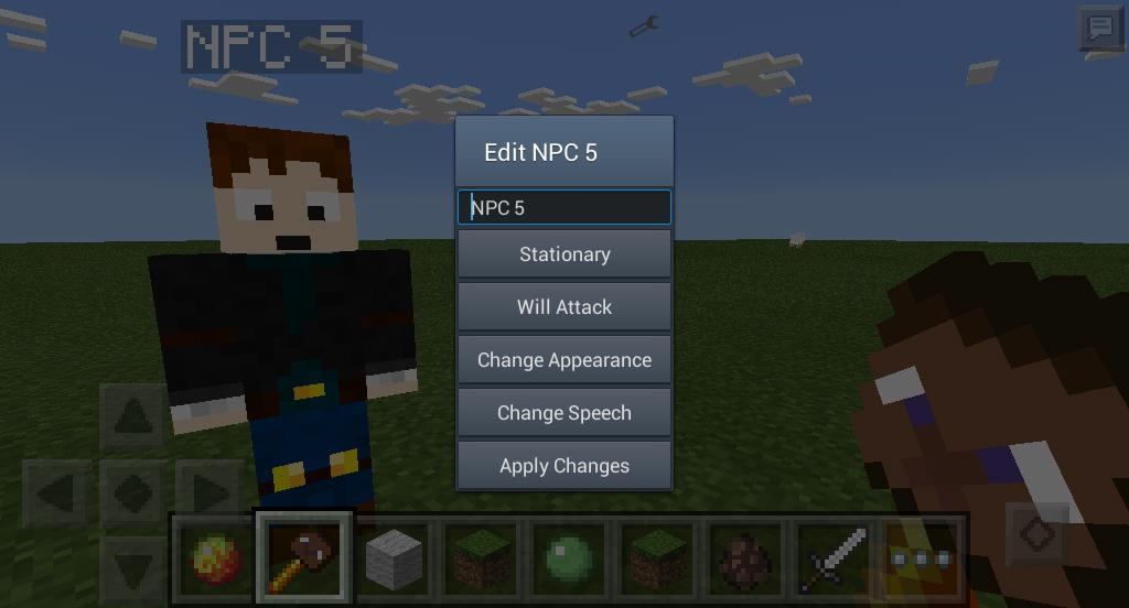 Ultimate NPC Mod for MCPE for Android - APK Download