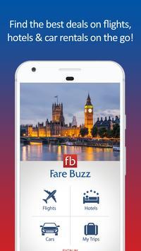 Fare Buzz - Book Cheap Flights poster