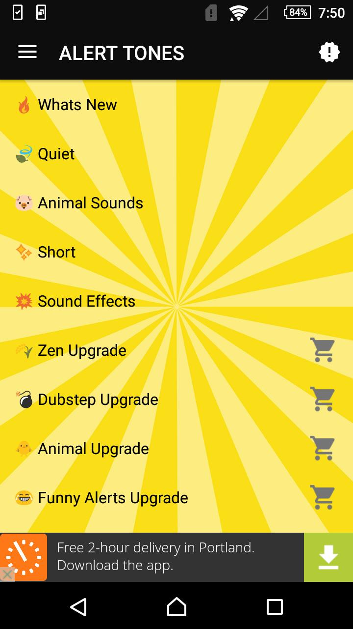 Free Alert Tones for Android - APK Download