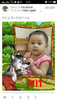 Baby Frame Photo 2017 screenshot 4
