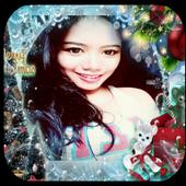 Photo Frames 2015 Christmas icon