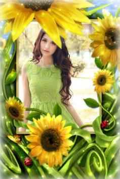 natural sunflower photo frames apk screenshot - Sunflower Picture Frames