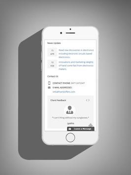 Frameoffers apk screenshot