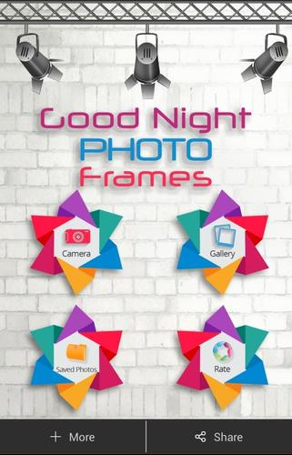 Good Night Photo Frame APK Download - Free Photography APP for ...
