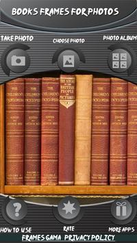 Books Frames For Photos screenshot 2