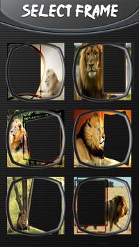 Lion Frames For Photos screenshot 1