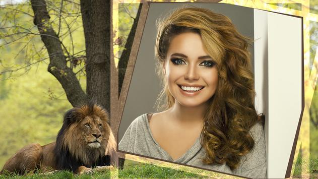 Lion Frames For Photos screenshot 5