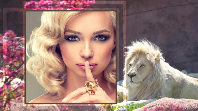 Lion Frames For Photos screenshot 6