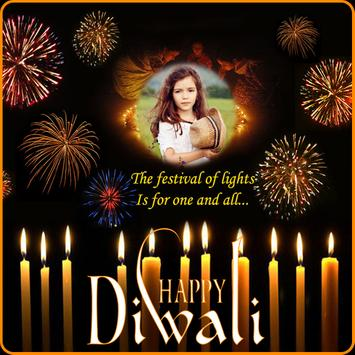 New Diwali Photo Frames poster