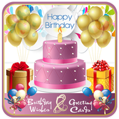 Latest Birthday Wishes and Greeting icon